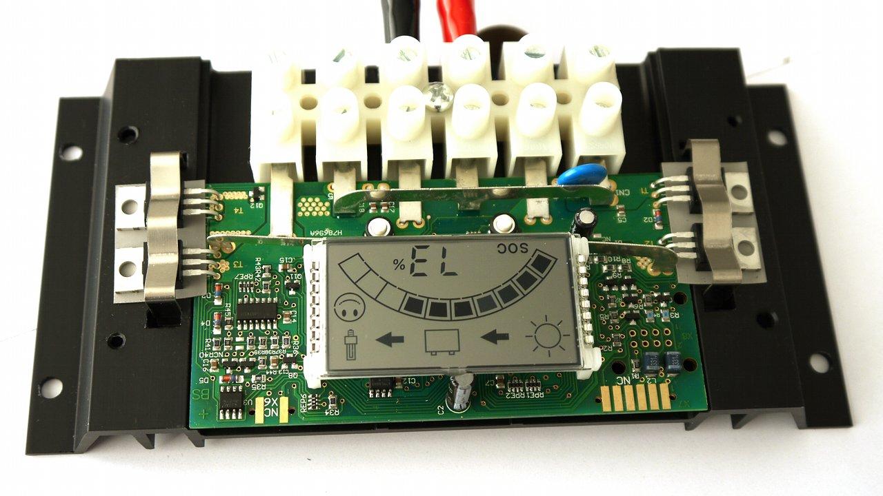 30a solar controller with lcd pr3030 12v 24v autodetect. Black Bedroom Furniture Sets. Home Design Ideas